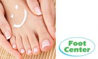 Up to 58% OFF: Foot and hand cleansing and ionic foot detox at Foot Center.
