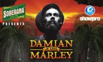 51% OFF: ''Damian Marley'' at Plaza Figali.