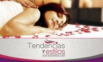 90% OFF: Relaxation and Wellness Treatment at Tendencias y Estilos Alta Peluqueria & Spa.