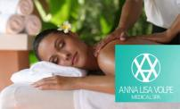 Up to 75% OFF: body scrub + full body relaxing massage at Anna Lisa Volpe Medical Spa.