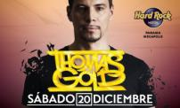 """51% OFF: """"Thomas Gold"""" on December 20th at the Hard Rock Hotel."""