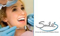 Up to 78% OFF in dental treatments at Smiles: Clínica de Ortodoncia y Estética Dental.
