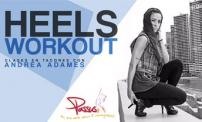 75% OFF: Heels Workout classes with Andrea Adames at Academia Passus