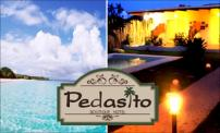 50% OFF: Pedasito Boutique Hotel. Includes breakfast, and a wine bottle.