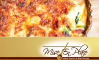 "66% OFF: Cooking course: ""Quiche and Tartlets"" at Mise en Place."