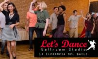 Up to 75% Off Ballroom Classes at Let's Dance Ballroom Studio.