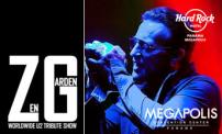50% OFF: Tribute to U2 at Hard Rock Hotel Panama Megapolis.