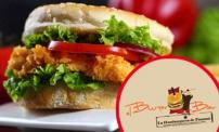 51% OFF: 2 chicken burgers + chicken fingers + chicken nachos + sodas + fries and cookies at El Burger Bar.