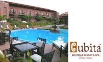 50% OFF: Romantic Package at Cubitá Boutique Resort & Spa, Chitré.