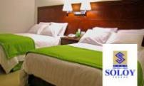 50% OFF for 2 people at the Gran Hotel and Casino Soloy.
