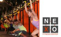 59% OFF: One month of CrossFit, Fitness Boot Camp or Insanity classes at Nexo Fitness Center.