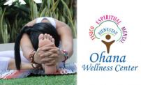 Up to 77% OFF in yoga lessons at Ohana Wellness Center.