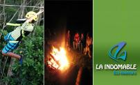 Up to 70% OFF: Eco-Adventure day at Campamento La Indomable in Sierra Llorona, Colon ($50 Value).