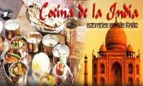 50% OFF: Cocina de la India Restaurant.