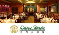 50% OFF: food and drinks at Palacio Dorado Restaurant