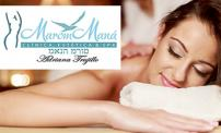 Up to 78% OFF: Full body relaxing massages at Marom Mana Clinica Estetica & Spa.