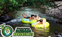 50% OFF: Canoy Zip Line and River Tubing for 1 person with Panama Outdoor Adventures.