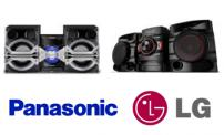 Cdiscount on OfertaSimple: 50% OFF LG - Panasonic Boombox