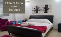 50% OFF Casa Blanca Hotel Boutique en el Centro Historico, Cartagena