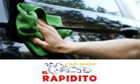 65% OFF Car Wash + interior cleaning + wax at Car Wash El Rapidito.