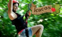 Up to 59% OFF: Day pass at the Icacos Adventure Ecotouristic Theme Park.