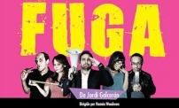 "50% OFF: One ticket to he play ""FUGA"" in Teatro En Circulo."