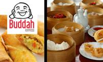 55% OFF: Food and drinks at Buddah Express.