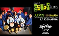 50% OFF Salsa Nights with Grupo La Kshamba at Discoteca Bling.