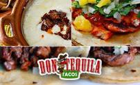 Pay $17 and receive $35 in food and drinks at Restaurante Don Tequila.