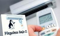Up to 65% OFF: Air conditioner Preventive Maintenance with Pinguinos Bajo 0º.