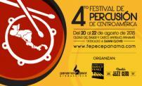 50% OFF: Festival de Percusión de Centroamérica el 20 de Agosto.