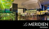 50% OFF: Latitudes Restaurant, at Le Méridien Hotel.