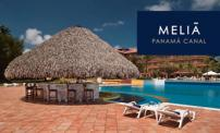 Up to 57% OFF ALL INCLUSIVE for 2 people at the Meliã Panama Canal.