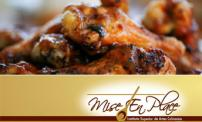 "66% OFF: Cooking course: ""Chicken Wings and Dipping Sauce"" at Mise en Place."