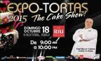 Up to 52% OFF: Expo-Tortas Cake Show 2015.