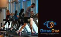 Up to 57% OFF One or Two Months of Gym Use at Ocean Gym.