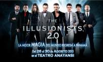 "50% OFF: ""The Illusionists 2.0""."
