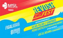 50% OFF: Revosh Fest with Vilma Palma e Vampiro on August 8th.