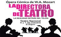 "Pay from $29 for one ticket for the play ""La Directora de Teatro"" at Teatro Nacional on October 6th or 7th. Limited quantities."