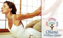 Up to 76% OFF thai massage + reiki energy management and aromatherapy at Ohana Wellness Center
