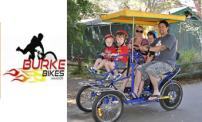 50% OFF: Burke Bike's, at the Causeway.