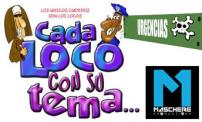 "50% OFF: Theater comedy ""Cada Loco con su Tema"" at Teatro La Quadra."