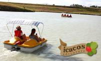 53% OFF: day pass at the Icacos Adventure Ecotouristic Theme Park in Penonome.