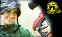 60% OFF: Paintball game at The Zone Paintball.